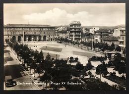 Civitanova Marche Piazza 20 Settembre Macerata Viaggiata 1960 Cod.c.2045 - Macerata