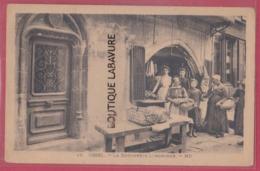 19 - USSEL---Le Boucher Limoujoux---beau Plan Animé - Ussel