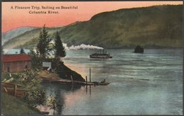 Pleasure Trip On The Columbia River, Oregon, C.1910 - Patton Post Card Co Postcard - Other