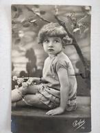 Carte Enfant. Fille. Bonne Année. 1934 - Portraits