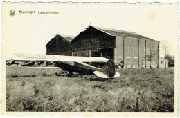 Keerbergen. Avion. Plaine D'Aviation. - Keerbergen
