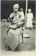 Guinée. Conakry. Type De Femme Soussou, Seins Nus. - Guinée Française