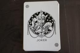Playing Cards / Carte A Jouer / 1 Dos De Cartes Avec Publicité / Joker - The World Joker.- - Cartes à Jouer
