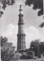 CARTOLINA - POSTCARD - INDIA - Qutub Minar - Dheli - India