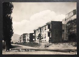 Camerino Borgo San Giorgio Marche Macerata Viaggiata 1958 Cod.c.2059 - Macerata