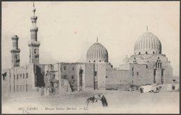 Mosque Sultan Barkuk, Cairo, C.1905-10 - Lévy Postcard - Cairo
