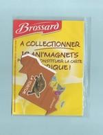 Magnet Collection Afrique  Brossard   La Tortue - Animals & Fauna
