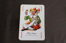 Playing Cards / Carte A Jouer / 1 Dos De Cartes Avec Publicité / Joker - The World Joker .- - Other