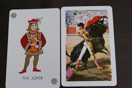 Playing Cards / Carte A Jouer / 1 Dos De Cartes Avec Publicité / Joker - The World Joker .- - Autres