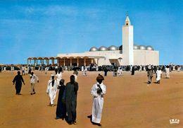1 AK Mauretanien Mauritania * Moschee In Der Hauptstadt Nouakchott - IRIS Karte 5951 * - Mauritania