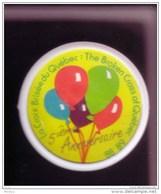 ##19, Canada, Québec, La Croix Brisée, Broken Cross, Ballon, Balloon, - Unclassified