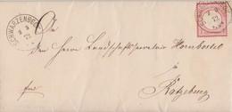 DR Brief EF Minr.4 K1 Schwarzenbeck 2.3.74 - Briefe U. Dokumente