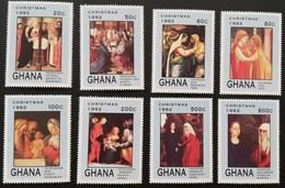Ghana 1992 Christmas - Ghana (1957-...)