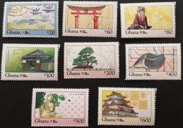 """Ghana 1992 Phila Nippon  """"91 - Ghana (1957-...)"""