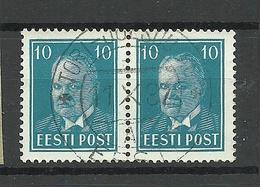 ESTLAND Estonia 1937 O TORI-JÕESUU - Estonia
