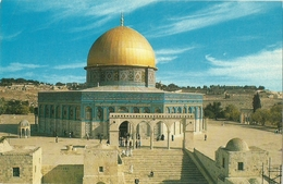 JERUSALEM ISRAEL DOME FO THE ROCK - Israel