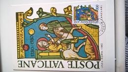 VATICANO MAXIMUM 1980 - Cartoline Maximum