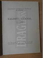 DC35.3 Salonul Oficial  Pictura Sculptura  1933 Pavilionul Artelor Soseaua Kiseleff Bucuresti - Livres, BD, Revues
