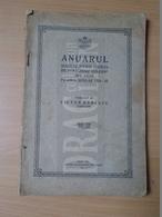 DC35.4  Anuarul Scoalei Iosif Vulcan -Arad  1924-25  Victor Babescu - Boeken, Tijdschriften, Stripverhalen