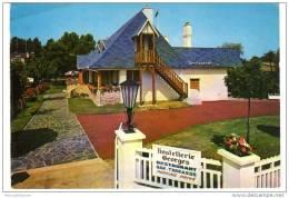 Le Touquet CPM Hostelllerie St Georges, SECAP  Station Des 4 Saisons, Golf, 1973 - Le Touquet