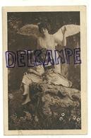 Photographie. Ange Gardien Et Deux Enfants. 1923 - Anges