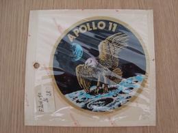 AUTOCOLLANT APOLLO 11 - Stickers