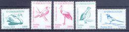 2018. Uzbekistan, Definitives, Birds, Issue III, 5v, Mint/** - Uzbekistan