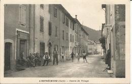 L'ESTRÉCHURE  Centre Du Village - France