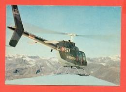 ELICOTTERI-ELICOTTERO  LEGGERO  AGUSTA BELL 206 B - Elicotteri