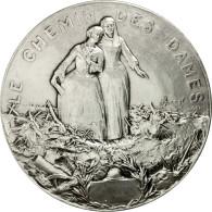 France, Médaille, Centenaire Première Guerre Mondiale, Chemin Des Dames - France