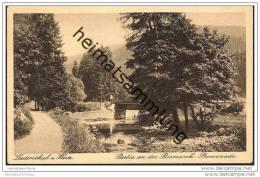 Lautenthal - Partie An Der Bismarck-Promenade - Allemagne