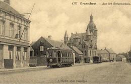 REPRODUCTION BRASSCHAAT ANTWERPEN TRAM - Brasschaat