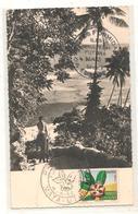 Wallis Et Futuna - Mata Utu - Premier Jour  -  CPSM° - Wallis E Futuna