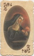 Santino Con Preghiera A Santa Rita Da Cascia (Perugia) - Devotion Images