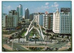 UNITED ARAB EMIRATES-CLOCK TOWER DUBAI /ADV.HYUNDAY - XEROX -AVIS - Dubai
