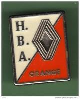 RENAULT *** H.B.A. ORANGE *** 0048 - Renault