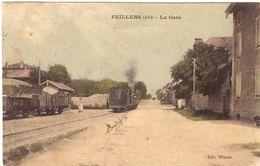 Feillens La Gare - Autres Communes