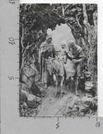 CARTOLINA VG ITALIA - BUON NATALE - Scultura Sacra Famiglia - Cecami 4322 - 10 X 15 - 1947 MILANO - Natale