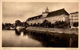 Breslau - Universität (9) - Polen