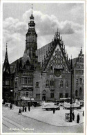 Breslau - Rathaus (1018) - Polen
