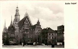 Breslau - Rathaus (1035) - Polen