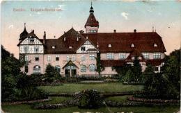 Breslau - Südpark-Restaurant * Feldpost 27. 9. 1917 - Polen