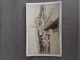 GRANDE FOTO AFMETINGEN 16,50 CM OP 10,50 CM SPAIN SPANJE FUENTERRABIA EL DESENBARCADERO - Photos
