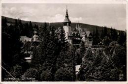 Bad Flinsberg - Das Kurhaus (2413) * 24. 9. 1937 - Polen