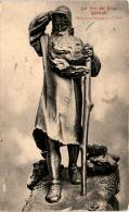 Der Herr Der Berge - Rübezahl * Poststempel Hain 11. 10. 1908 - Polen