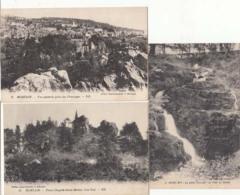 D02 - Mortain - 3 Cartes    : Achat Immédiat - Autres Communes