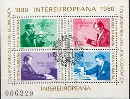 Romania CTO Sheetlets - Music