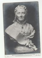 Old Postcard Musee Du Luxembourg Bust De Madame Le Baronne Daumesnil By Falguiere - Postcards