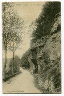 CPA - Carte Postale - France - Epinal - Roches Sur La Route D'Archettes - 1905 ( CP4428 ) - Epinal