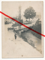 Original Foto - Claußnitz Bei Burgstädt - Ca. 1910 - Gasthof - Burgstaedt